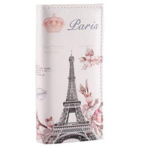 Handbags - Vintage Paris Theme Women's Wallet - NWT
